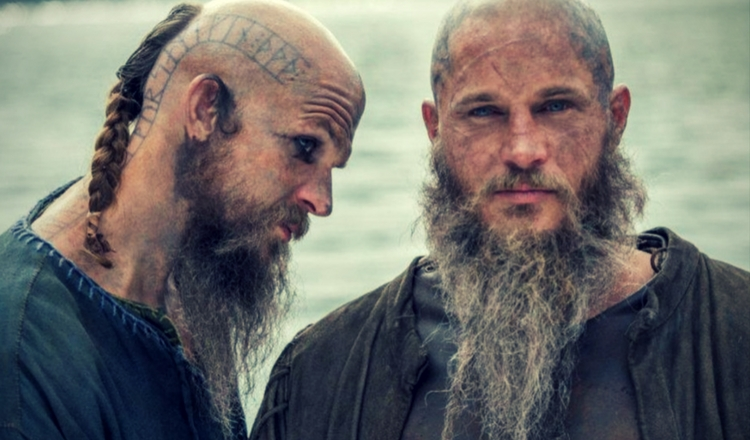 Floki i Ragnar