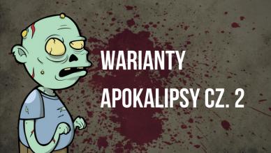 Jak przetrwać epidemię zombie