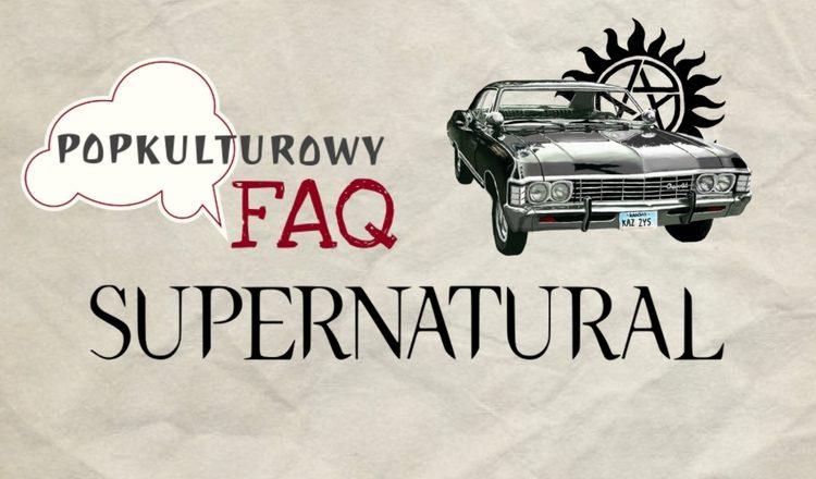 Supernatural czy warto