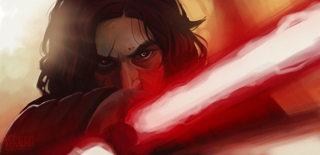 Kylo Ren jest lepszy niż Vader