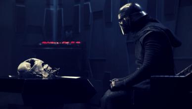 Kylo Ren a Vader