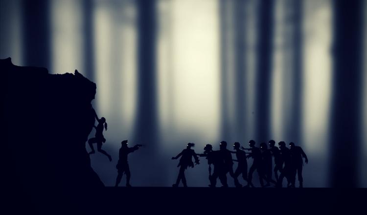 Jak przetrwać zombie apokalipsę?