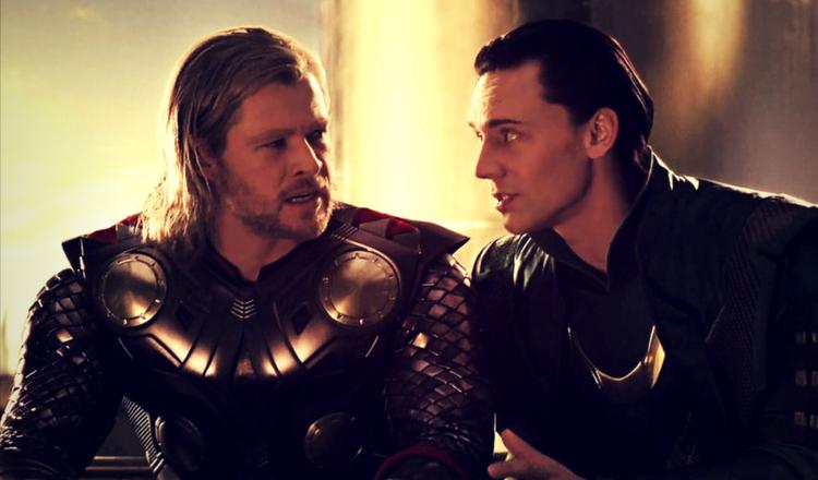 Loki Thor Marvel