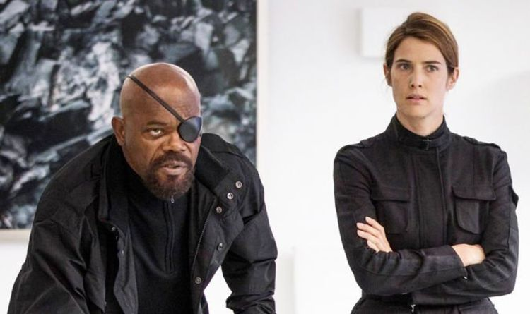 Nick Fury Spider Man Far From Home